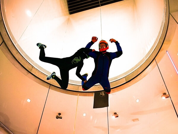 Wind Tunnel Technologie Indoor Skydiving